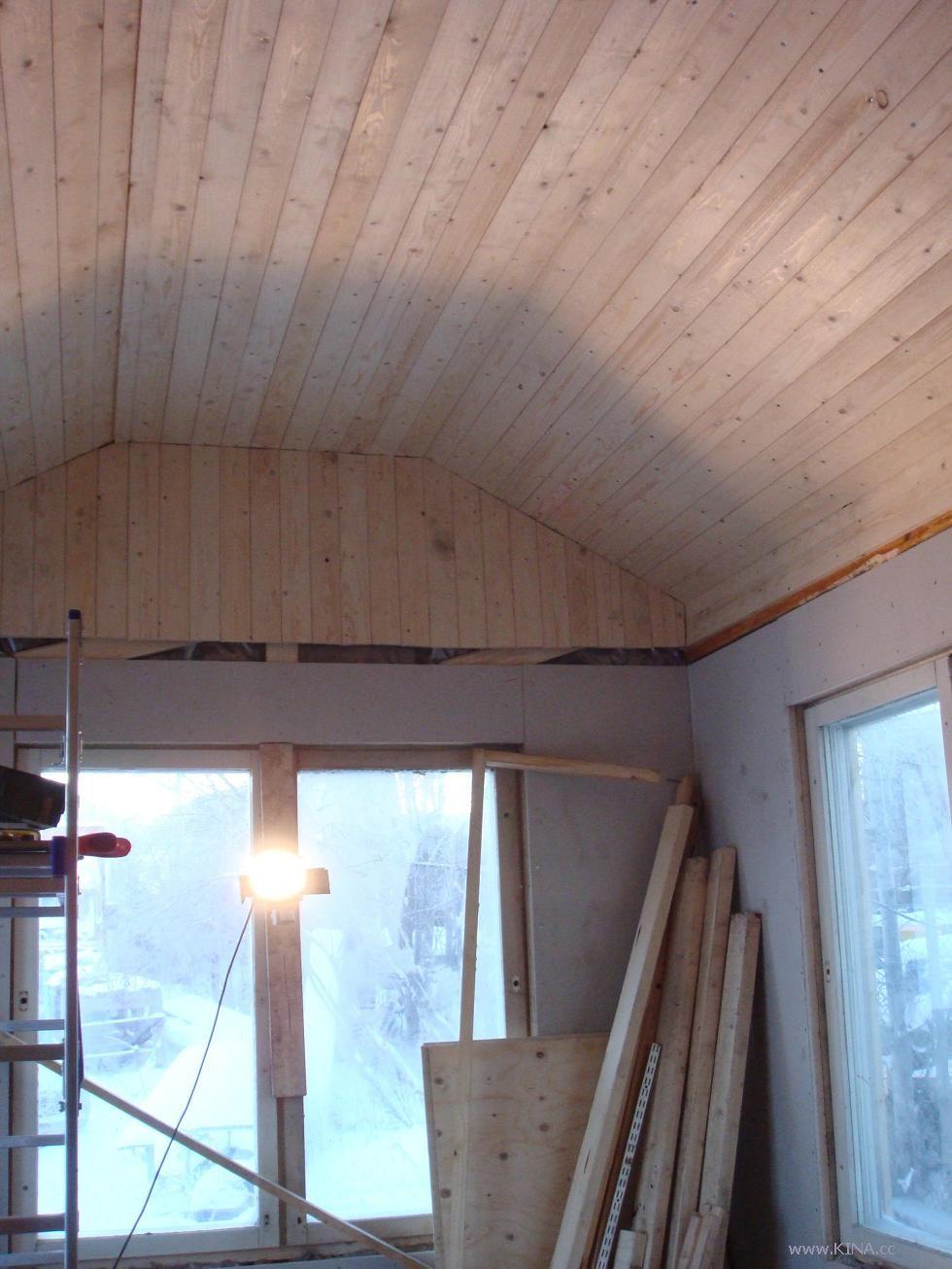 我在瑞典自己装修房子的血累史
